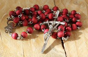 Pray the Rosary with the Ministry Team