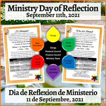 Ministry Day of Reflection 2021