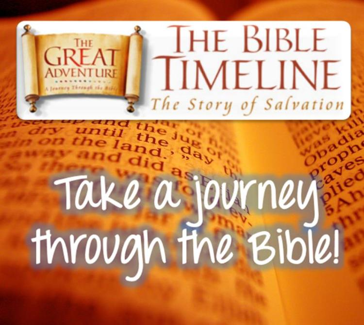 The Great Adventure Bible Study