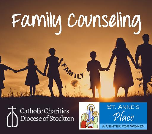 St. Anne's Place: Family Counseling Services