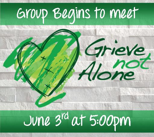 Grieve Not Alone: Grief Support Group