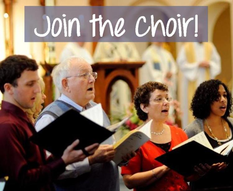 Play an instrument? Like to Sing? Join the Choir!