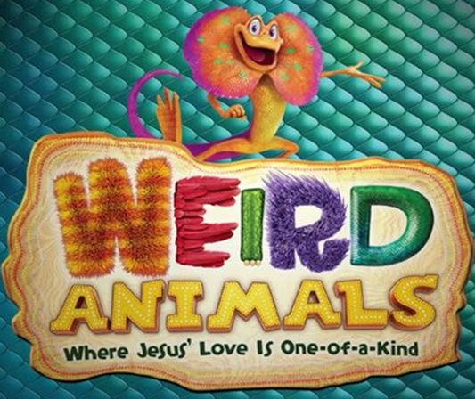 Vacation Bible School: Wierd Animals!
