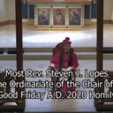 Bishop Lopes' Good Friday Homily