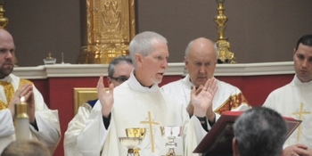 Ordinariate priest presents workshop at national conference on liturgy