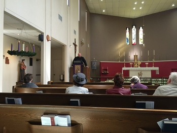 4 Ordinariate communities come together for Advent Quiet Day