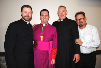 Photos from the May 31 Ordination