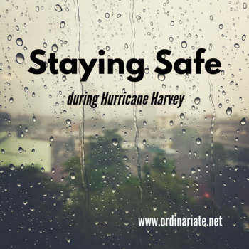 Ordinariate clergy, staff and campus safe and dry