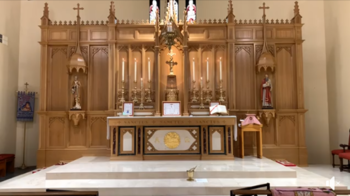 Twelfth Sunday After Trinity A.D. 2020