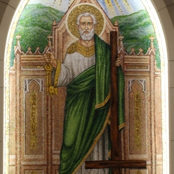 Solemnity of the Chair of Saint Peter the Apostle