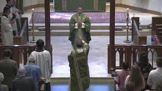 Eleventh Sunday After Trinity A.D. 2020