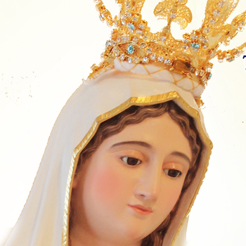 International Centennial Pilgrim Image of Our Lady of Fatima at Cathedral