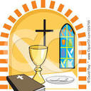 Eucharistic Gifts of Bread and Wine