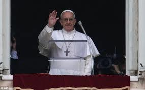 POPE FRANCIS TO VISIT U.S.A.