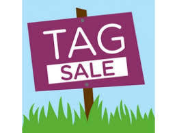 St. Joseph Church Tag Sale -