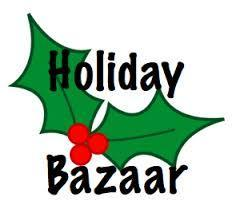 Holiday Bazaar Help!