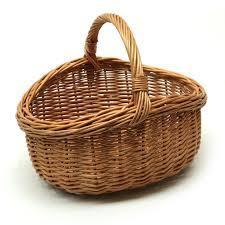 Basket for spiritual intentions