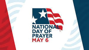 When is National Day of Prayer?