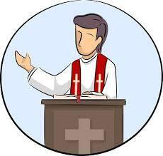 Mass held outside - weather permitting...