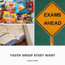 High School Youth Ministry Study Night
