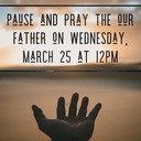 Pray the Our Father
