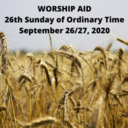 Worship Aid for 26th Sunday of Ordinary Time