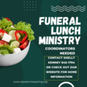 Funeral Lunch Ministry