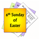 Digital Worship Aid for Sixth Sunday of Easter