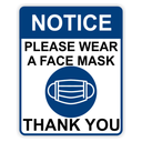 Face Mask Requirement at St. Peter Parish