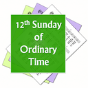 Digital Worship Aid for the 12th Sunday in Ordinary Time