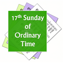 Digital Worship Aid for Seventeenth Sunday in Ordinary Time