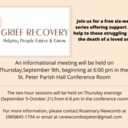 Grief Recovery Series