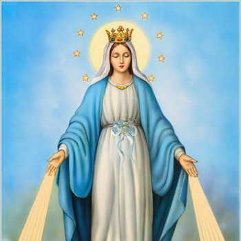 Mass Schedule for Immaculate Conception