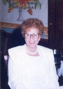 Funeral Arrangements for Esther Buxman