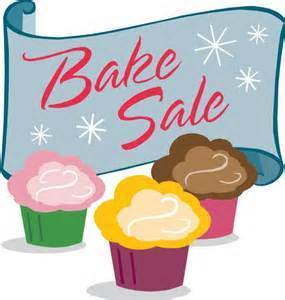 Youth Ministry Bake Sale