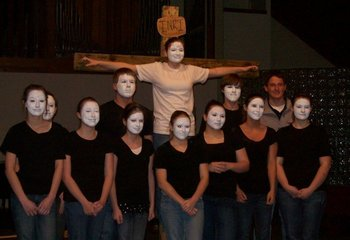 Passion Play Practice