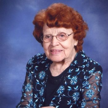 Funeral Arrangements for Irene Nietling