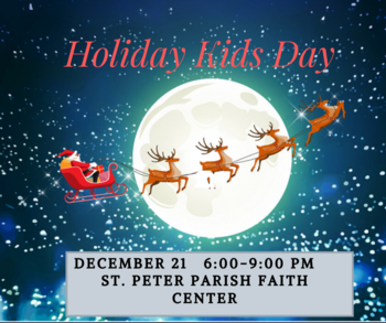 Holiday Kids Day