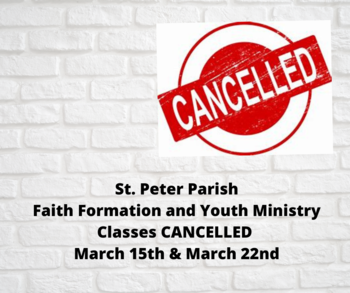 Update Faith Formation and Youth Ministry Programs