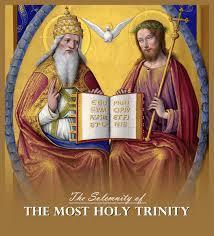 Worship Aid for Solemnity of The Most Holy Trinity