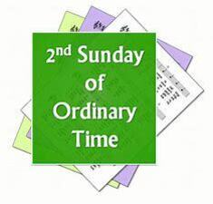 Worship Aid for Second Sunday of Ordinary Time