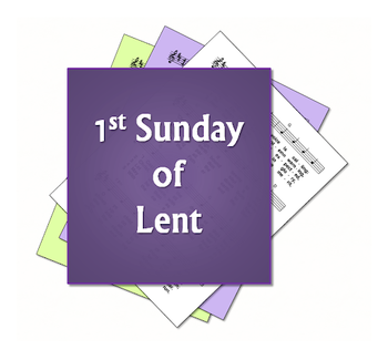 Digital Worship Aid for First Sunday of Lent