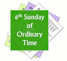 Digital Worship Aid for Sixth Sunday of Ordinary Time