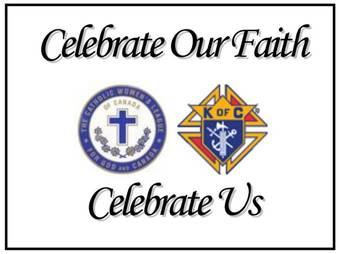 Knights & C.W.L. Celebration Mass & Dinner - February 10