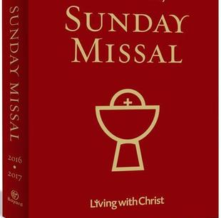 2018 Sunday Missals now available