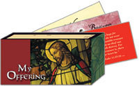 2018 Sunday Offertory Envelopes now available