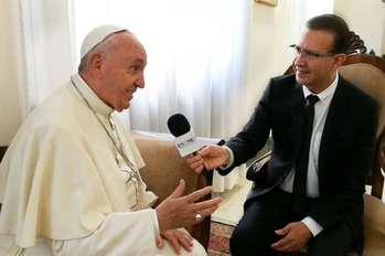 Pope Francis to the laity: Go out and evangelize, or buy mothballs