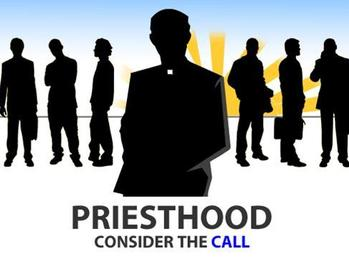 Is God calling you to be a priest?
