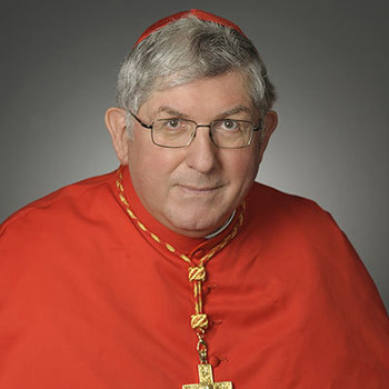 Letter from Cardinal Thomas Collins to Prime Minister Justin Trudeau