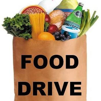 Food Drive Collection - Palm Sunday Weekend
